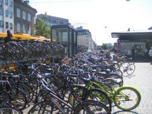 ποδήλατα στην Κοπεγχάγη