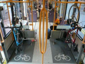 Ποδήλατα σε μετρό στο Εξωτερικό